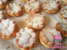 This domain may be for sale! Hungarian Cookies, Hungarian Desserts, Hungarian Recipes, Ital Food, Croatian Recipes, Pretzel Bites, Donuts, Cake Recipes, Biscuits