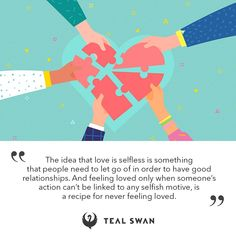 Swan Quotes, Teal Swan, Love Only, Feeling Loved, Best Relationship, When Someone, Letting Go, Relationships, Let It Be
