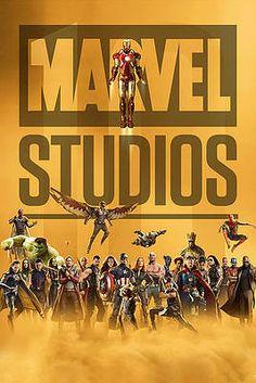 Marvel Cinematic Universe Art | Fine Art America