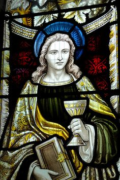 Adlestrop St Magdalene chancel south-east window by Heaton, Butler and Baynes  -82