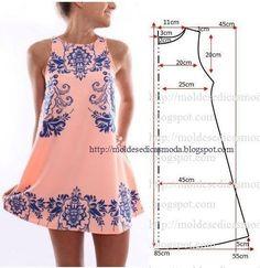 Платья. Простые выкройки