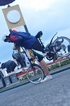 Jan'12 - Bundaran Gajah, Bandar Lampung People Change, Journey, Bicycle, Vehicles, Motorcycle, Bike, Rolling Stock, Bicycling, Cars