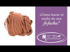 Visítanos en http://manosmaravillosas.com En este tutorial te enseñamos cómo hacer el moño de una fofucha paso a paso. En él aprenderás cómo hacer el peinado...
