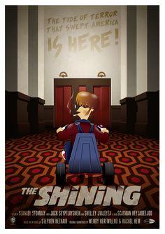 The Shinning - Illustrator CS4