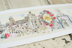 little a designs - marna lunt - Liverpool skyline love it