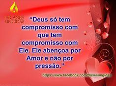 Compromisso De Deus!