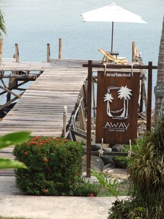 This AWAY resort, located in Kood Island of Thailand