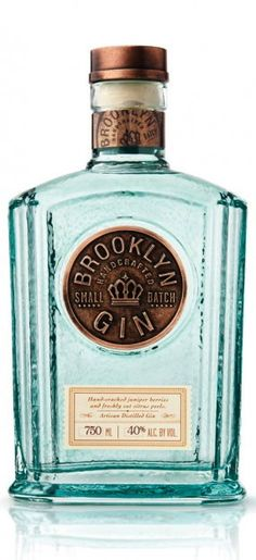 ☆ Brooklyn Gin ☆
