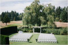 Langley Golf and Banquet Centre Wedding