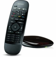 Logitech Harmony Smart Control Universal Remote. This new entry into the Harmony line of remotes is simple to use, but with it's new hub, the Smart Control remote may be the most versatile Harmony remote yet.