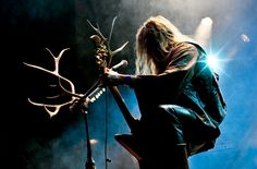 Heavy music from Finland by Visit Finland, via Flickr