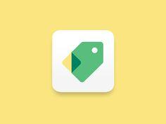 Discount app icon