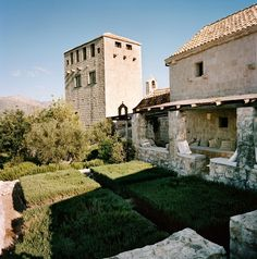 How a Master Restorer Turned a Ruined Croatian Monastery Into a Personal Paradise