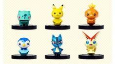 Pretty excited about Pokemon Rumble U taking the Skylanders route with NFC figurines