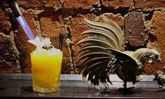 The Brass Coq Vietnamese Eatery & Bar Melbourne Bars, Cocktails, Drinks, Signature Cocktail, Gem, Victoria, Concept, Brass, Contemporary