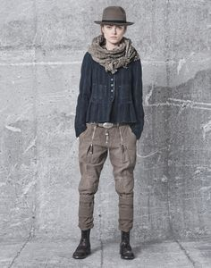 Look 27 - Automne Hiver 15 - Collections - HIGH