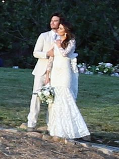 Nikki Reed's Wedding Dress: Inside the Fitting with Claire Pettibone http://stylenews.peoplestylewatch.com/2015/05/11/nikki-reeds-wedding-dress-photos-exclusive/