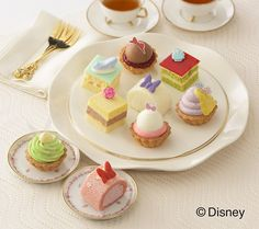 【ディズニープチケーキ】銀座コージコーナーからひなまつりのケーキセットが新発売! 本日スタートです! #ディズニー #コージーコーナー #銀座 #ひなまつり