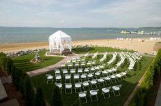 Park Shore Resort Traverse City Wedding Reception Venue
