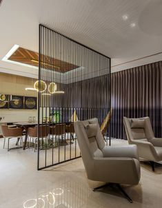 A Deluxe Lodging - Apartment Interiors Apartment Interior, Room Interior, Interior And Exterior, Living Room Partition, Room Partition Designs, Office Interior Design, Office Interiors, Interior Decorating, Luxury Home Decor