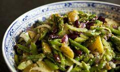 Kitchenette — Bramborový salát s chřestem