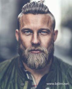 Stian Viking by Bjorn Christiansen #beard