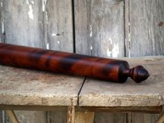 Acorn Pastry Baton home chef and baker gift by CattailsWoodwork, $50.00