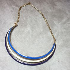 Costume jewelry necklace Fun costume jewelry necklace. I will bundle all listed costume jewelry for $15.   Bundles and save on shipping  All items from a pet free and smoke free home  No trades  I will accept reasonable offers made using the offer button Jewelry Necklaces