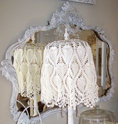 Romantic Cottage Magazine | ... 901x951 Olivia39s Romantic Home Scrolly Cottage Mirrors For Under 5