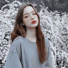 Beautiful Girl Makeup, Cute Beauty, Beautiful Girl Image, Japonese Girl, Pale Aesthetic, Prity Girl, Arte Obscura, Western Girl, Uzzlang Girl