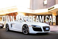 own my dream car