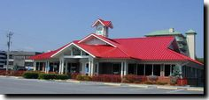 The Red Rooster Pancake House (formerly Apple Tree Inn Restaurant) serves up real down home pancakes and great lunches.