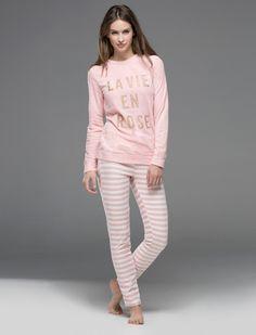 women'secret | Products | Long polar pyjama