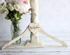 Personalized Wedding Dress Hanger ..