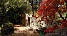El Cementerio . La Cumbrecita