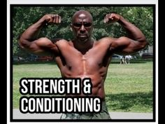3aeec2c2b715 Funk Roberts - YouTube Strength And Conditioning Workouts