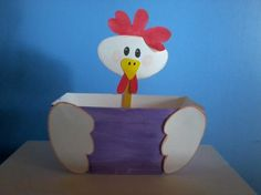 panier-de-paques-pour-bonbons-oeufs-3 Abc Crafts, Toddler Crafts, Diy And Crafts, Crafts For Kids, Easter Art, Easter Crafts, Chicken Jokes, Kids Things To Do, Easter Season