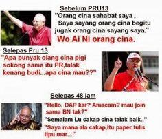 CELAH GELEGAR: (KALAULAH KULI MASIH MUDA) PENGGAL TERAKHIR Najib,...