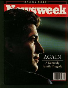 Article questions if JFK Jr's tragic death will change the course of America?..I only know it changed me...