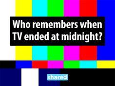 I remember.