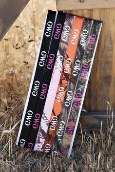 GWG Multi-Pack Headbands | Girls with Guns Clothing