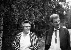 Françoise Dolto e Jacques Lacan Sigmund Freud, Anthropology, Mathematics, The Twenties, Philosophy, Psychology, Writer, Teaching, History