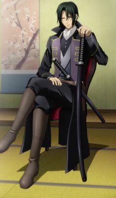 Tags: Screenshot, Hakuouki Shinsengumi Kitan, IDEA FACTORY, Hijikata Toshizou (Hakuouki)