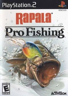Buy Rapala: Pro Tournament Fishing (Xbox 360 Complete With Manual Ships Fast at online store Newest Playstation, Adobe Dreamweaver, Bass Boat, Retro Video Games, Xbox Games, Lus, Games To Play, Change, Fishing Games