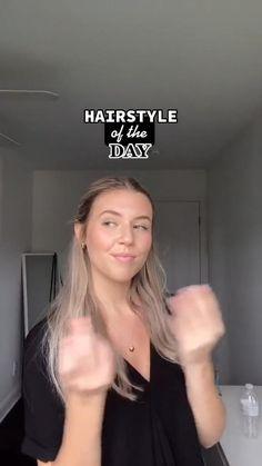 Girls Short Haircuts, Teen Hairstyles, Pretty Hairstyles, Summer Hairstyles, Medium Hair Styles, Curly Hair Styles, Curly Hair Tutorial, Brown Hair With Blonde Highlights, Hair Upstyles