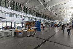 """Aeroporto Internacional 2 de Julho"". # Salvador, Brasil."