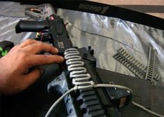 Team Blacksheep How to Make A Paracord Rail Cover