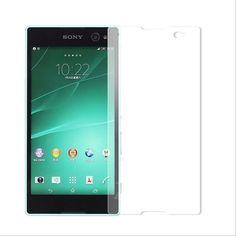 Стъклен протектор No brand Tempered Glass за Sony Xperia M5, 0.3mm, Прозрачен - 52170: Перфектна защита за вашия телефон.… www.Sim.bg