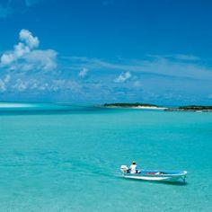Fowl Cay, Bahamas