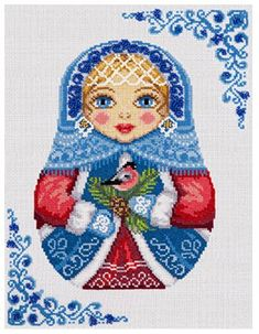 click here to view larger image of NM-1758 (counted cross stitch kit)